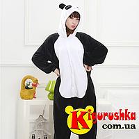 Кигуруми Чёрная Панда
