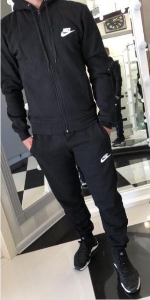 Мужской теплый спортивный костюм Nike Копия +цвета  продажа, цена в ... 20914806241
