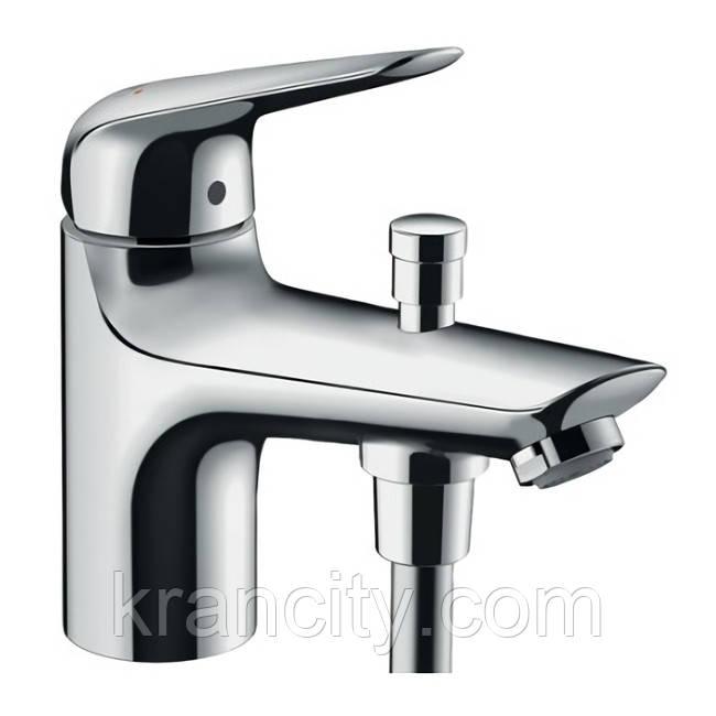 Смеситель для ванны/душа на борт врезной, однорычажный HANSGROHE NOVUS 71321000