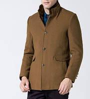 Мужское пальто. Модель 18174, фото 4