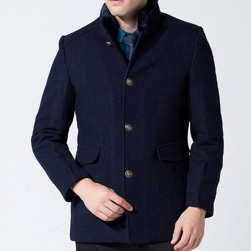 Мужское пальто. Модель 18174