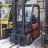 Газовый вилочный погрузчик 1,5 тонны Nissan PD15PQ б/у