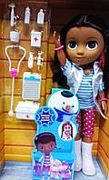 Кукла доктор Плюшева музыкальная