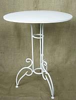 Металлический стол для свадебных церемоний, разборный