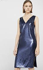 Нарядное платье в паетку  DR1846212