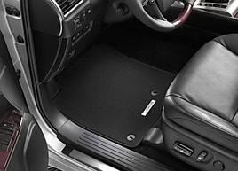 КОВРИКИ В САЛОН Lexus GX460 ЧЁРНЫЕ, КТ. 5ШТ (ТЕКСТИЛЬ), AVTM
