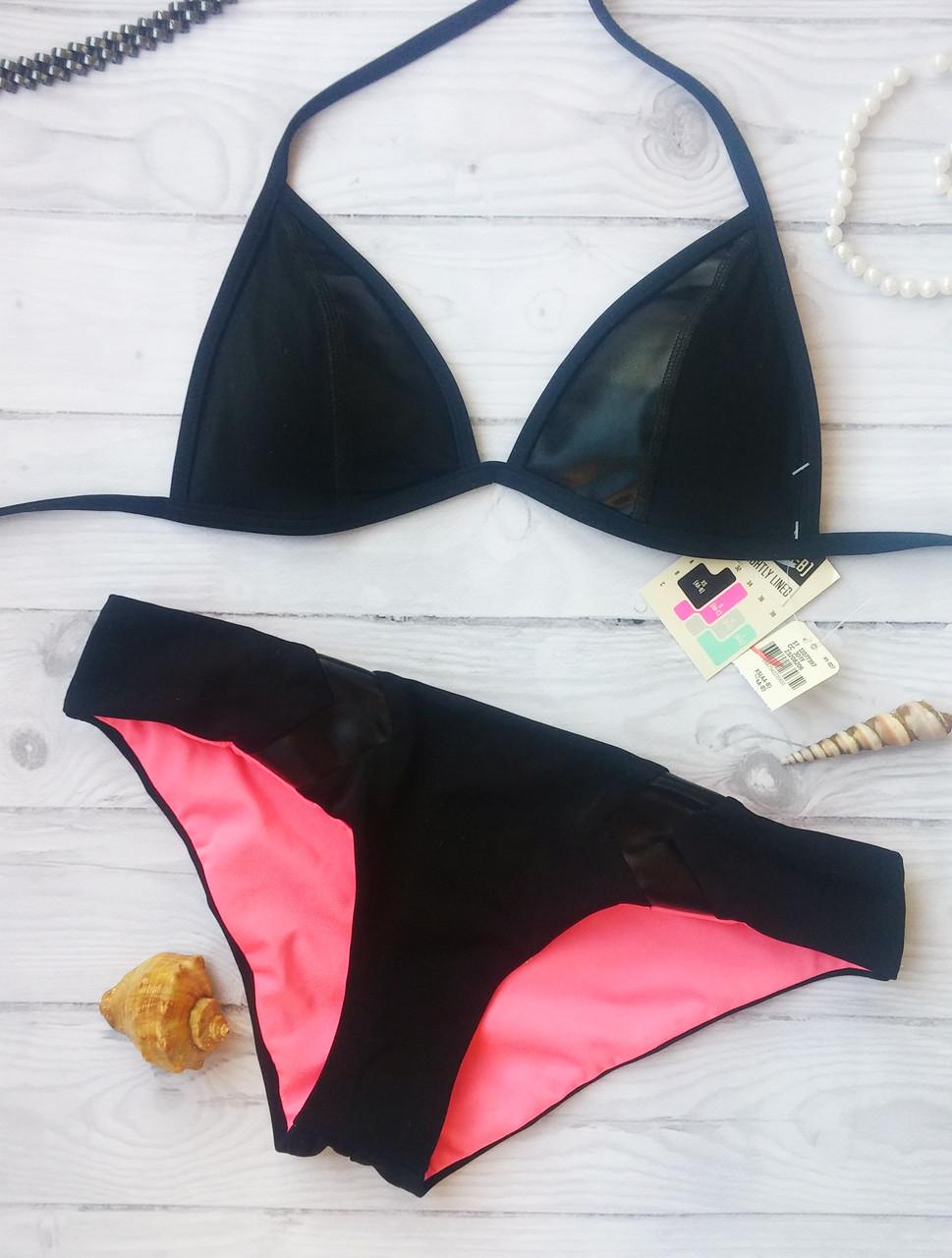 Купальник Раздельный Pink Victoria's Secret размер ХS, Оригинал Виктория Сикрет