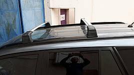 Поперечный багажник поверх интегрированых рейлингов под ключ (2 шт) - Lexus GX460