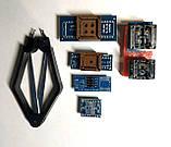 Программатор USB TL866A + 6  адаптеров и экстрактор, фото 2