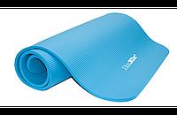 Коврик гимнастический Inex Exercise Mat 140х60х1 см Голубой