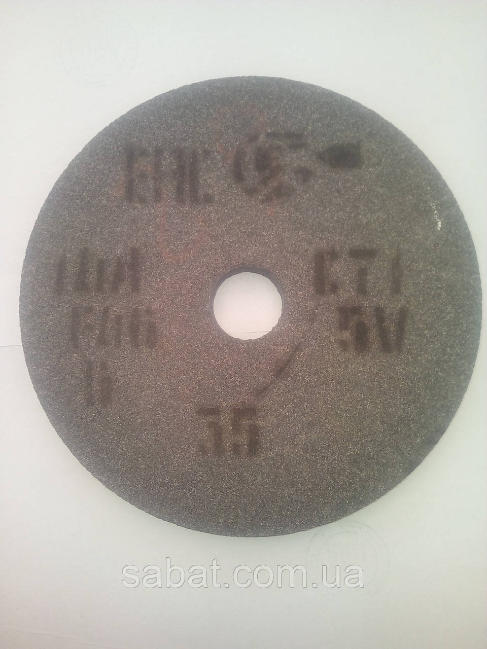 Круг шлифовальный серый 14А F46-80 СТ-СМ 150х20х32