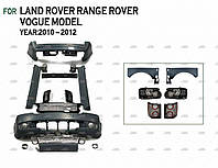 Тюнинг комплект обвеса (2010-2012) - Range Rover III L322 2002-2012 гг.