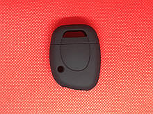 Силиконовый чехол на ключ Рено на одну кнопку Master,Kangoo (Рено Мастер,Канго)