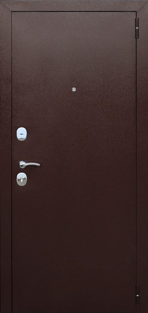 Дверь входная Уют медный антик/венге  960
