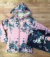 Куртка утепленная для девочек, Lemon tree, 16 лет,  № YY-2724