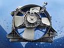 Вентилятор (диффузор) радиатора Mazda 323 BJ 1997-2002г.в. 2.0 дизель, фото 2