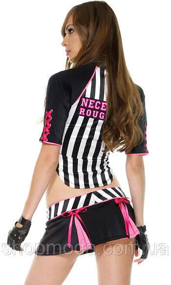 Костюм спортивный женский Черлидинг ForPlay(USA) М-L