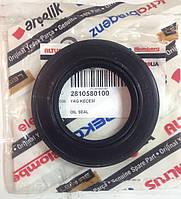 Сальник 45*72*10 оригинал для стиральной машины Beko 2810580100, фото 1