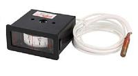 Термометр прямоугольный Arthermo RO 88 58х52х55мм 0-120° с капиляром 1м.
