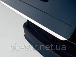 Кромка багажника (нерж.) - Land Rover Discovery IV