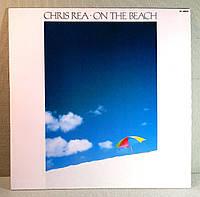 CD диск Chris Rea - On The Beach