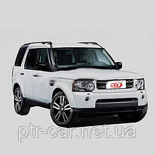 Рейлинги Оригинал (черные) - Land Rover Discovery IV