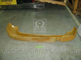 Бампер задний ВАЗ 2111 производство Пластик