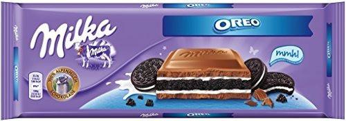 Молочный шоколад Milka Oreo Орео 300 гр