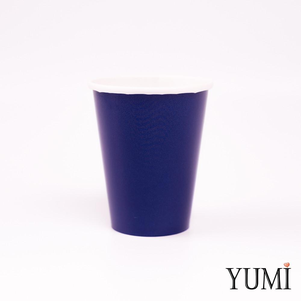 Стаканы Purple фиолетовые 266 мл / 8шт