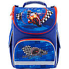 Рюкзак школьный каркасный Kite Education Motocross 34 х 26 х 13 см 11 л (K18-501S-4), фото 2