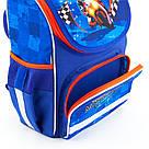 Рюкзак школьный каркасный Kite Education Motocross 34 х 26 х 13 см 11 л (K18-501S-4), фото 8