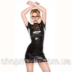 Интригующее черное платье, фото 2