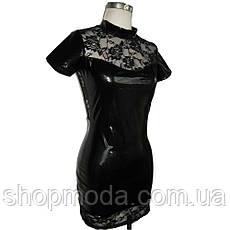 Интригующее черное платье, фото 3