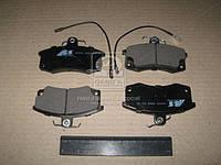 Колодки тормозные Ваз 2110, 2111, 2112 производство А.В.С.
