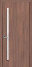Дверь Глория стекло сатин Экошпон, ольха 3D, 900