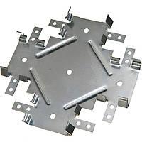 Соединитель одноуровневый Profstal 04-2 10 шт 148x148x0.6 мм