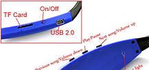 Наушники спорт MP3 плеер с радио и со слотом для карты памяти до 8 г MP3 Sport (TF+FM), фото 3
