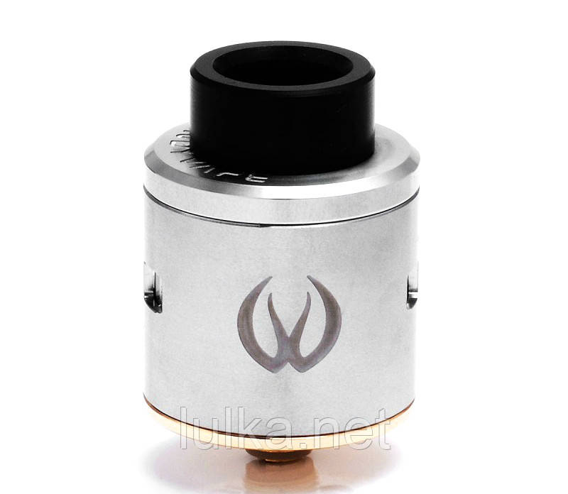 Дрип-атомайзер Vandy Vape ICON RDA (стальной)