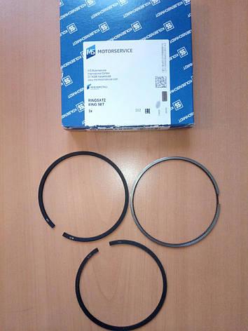Комплект поршневих кілець (2.5-2-2.5) 2.8 TD STD IVECO 800049910000, фото 2