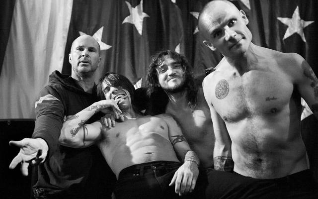 CD диски Red Hot Chili Peppers