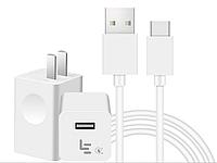 Оригинал Зарядное устройство Letv LeEco быстрая зарядка QC 3.0 Блок питания / Есть кабель Type C, фото 1