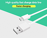 Зарядное устройство Letv LeEco быстрая зарядка QC 3.0 / White, фото 7