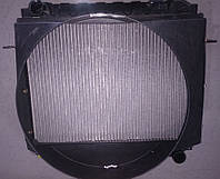 Радиатор алюминиевый Foton 1043 (CY4100Q 3,7L), DF20 Dong Feng 1032