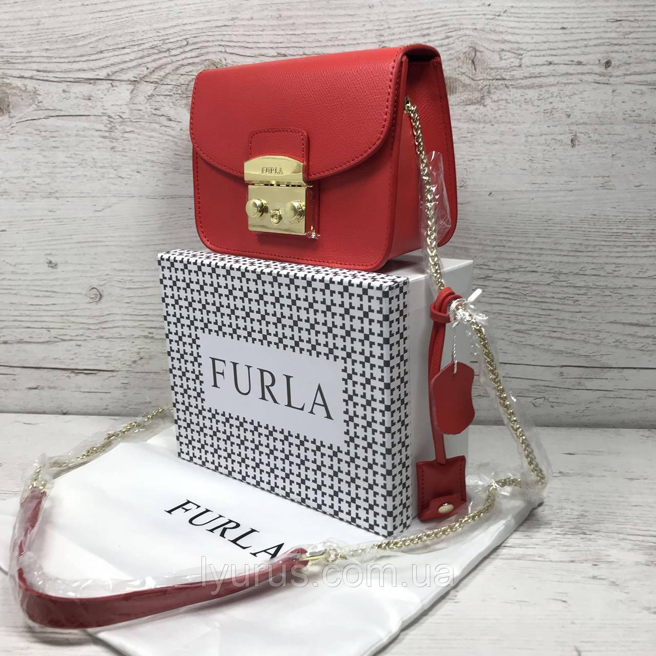 0e2f4ff3a864 Кожаная сумка клатч Furla metropolis: продажа, цена в Полтаве ...