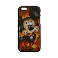 "Чехол для iPhone 6 4.7"" Микки Маус"