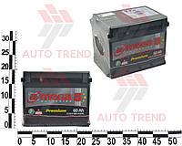 Аккумулятор 60Ah 12V EN600 Premium L+ (пр-во A-MEGA) по предоплате