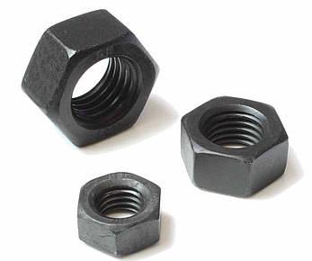 Гайки высокопрочные М6 ГОСТ 5915-70, ISO 4032, DIN 934, класс прочности 8.0, фото 2