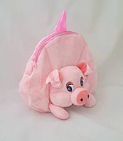 Свинка-рюкзак
