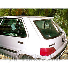 Спойлер (под покраску) - Peugeot 106