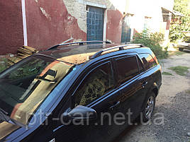 Рейлінги (Алюміній, хром) для Opel Astra H Caravan 2004-2013